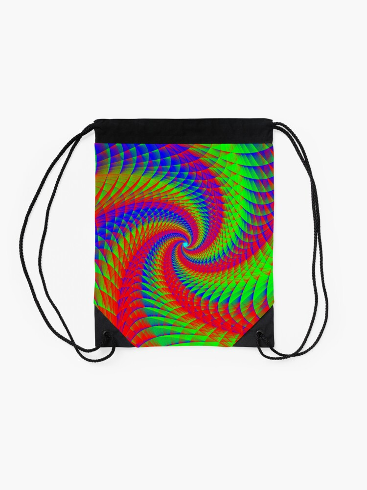 Alternate view of YOLO Drawstring Bag