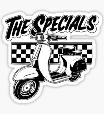 The Specials Mods Scooter Sticker