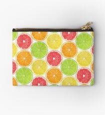 Citrus fruits pattern Studio Pouch