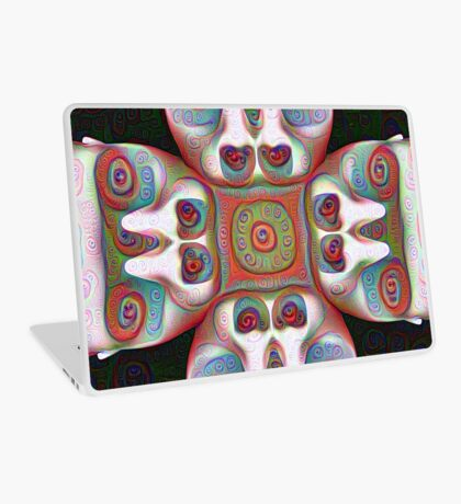 #DeepDream Masks 5x5K v1455625554 Laptop Skin