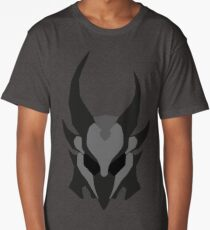 Daedric Helmet Long T-Shirt