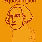George Squashington by imconnorbrown