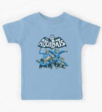 Aquabats Flyhigh Kids Tee