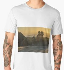 The Great Ocean Road, Victoria, Australia Men's Premium T-Shirt