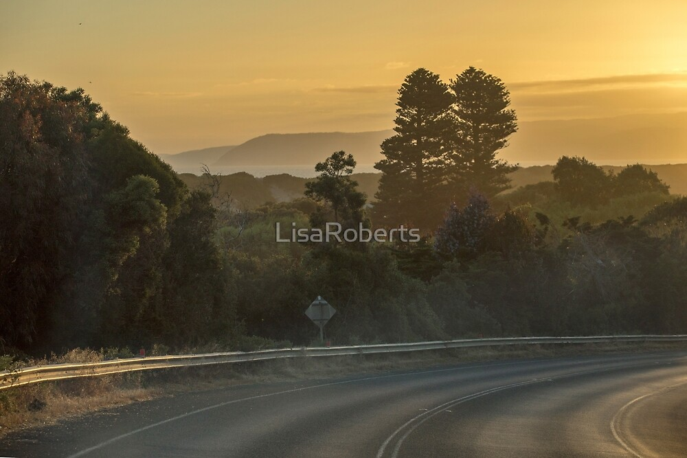 The Great Ocean Road, Victoria, Australia by LisaRoberts