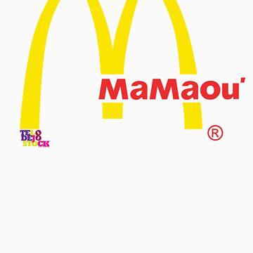Mamaou' by Telodejostock
