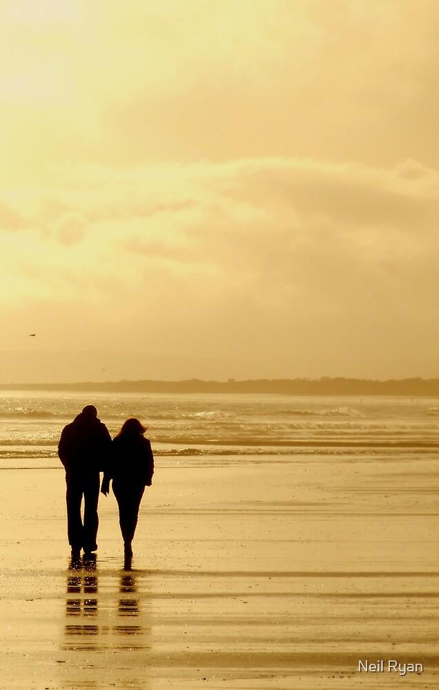Lovers Walk by Neil Ryan