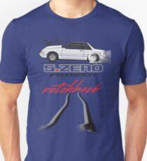 87-93 White Notch Unisex T-Shirt