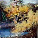 Kathy's Pond by Carolyn Bishop