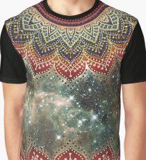 Folklore Galaxy Power Mandala Graphic T-Shirt