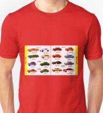 TOYS / Dinky Toys Cars T-Shirt