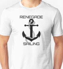 Renegade Show Black Anchor T-Shirt