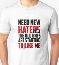 Zlatan inspirational and famous quote! Unisex T-Shirt