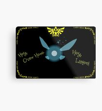 So I heard you like Navi... Metal Print