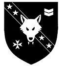 Clan Wolf Family Crest by paratrooper