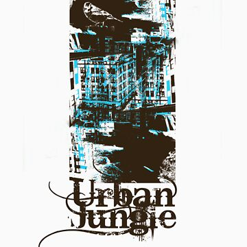 Modern Day Urban Jungle by CornerOfMyMind
