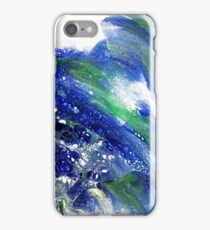 Unstoppable blue iPhone Case/Skin