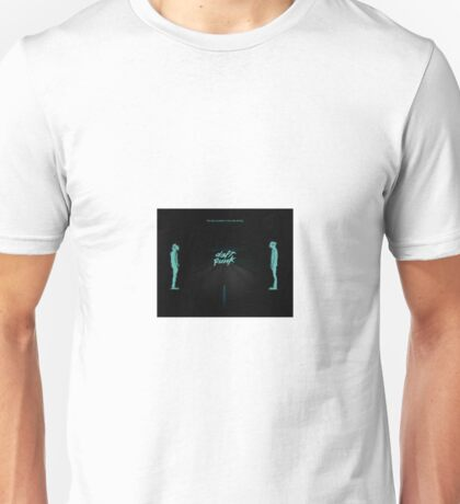 DP Meets the Teal Road Unisex T-Shirt