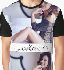 lauren cohan Graphic T-Shirt
