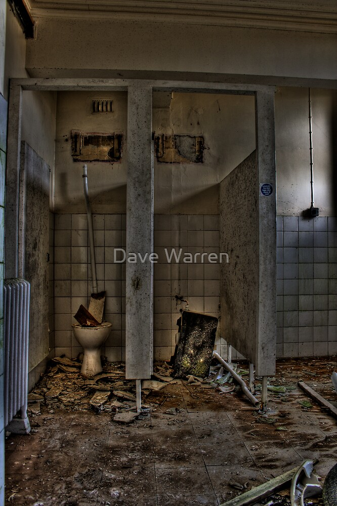 Out Of Order by Dave Warren