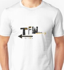 Two Flat Whites; Campaign Image 1 T-Shirt