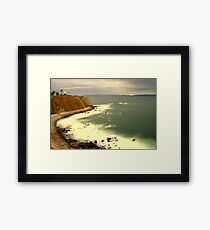 Pt. Vicente Lighthouse Framed Print