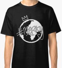 Camiseta clásica #MERKY GLOBE - STORMZY NEGRO