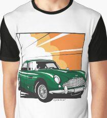 Aston Martin DB5  Graphic T-Shirt