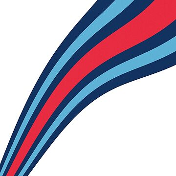 Williams F1 Martini Stripes - Formula One by VVdesigns