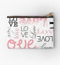 Love Love Love Studio Pouch