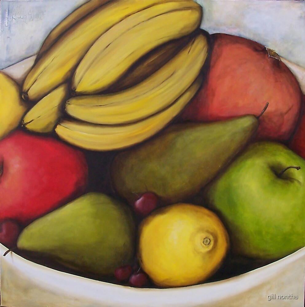fruit by gill nontha