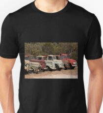 Old Trucks, South Australia Unisex T-Shirt