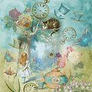 «mundo maravilloso» de maryedenoa