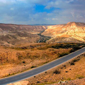 Nahal Zin, Sde Boker by eyalna