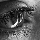 Reflections no. 4 - Eye by artddicted