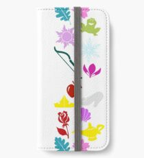 Iconic Princesses iPhone Wallet/Case/Skin