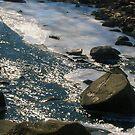 Rocks In The Creek #2 by RockyWalley