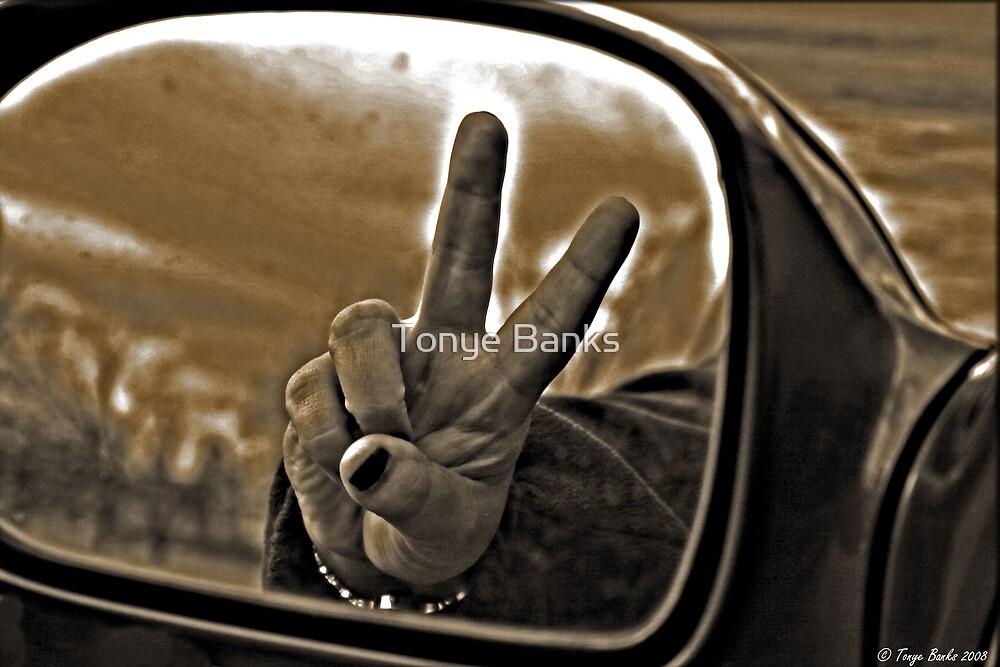 PEACEful Reflection by Tonye Banks
