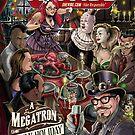 Sunny Megatron - SheVibe Cover Art by shevibe