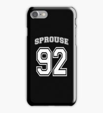 Sprouse 92 - 2 iPhone Case/Skin