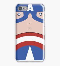 Captain America iPhone Case/Skin