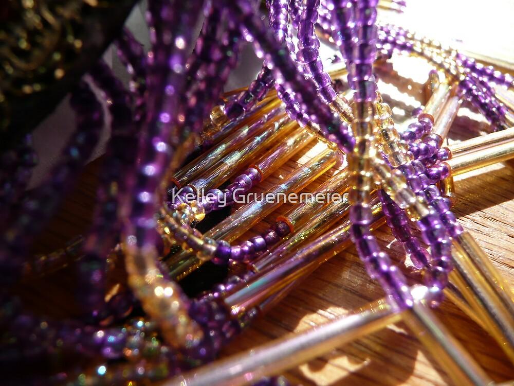 Sunkissed Beads by Kelley Gruenemeier