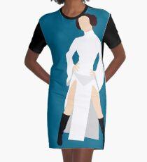 Princess Leia 02 Graphic T-Shirt Dress