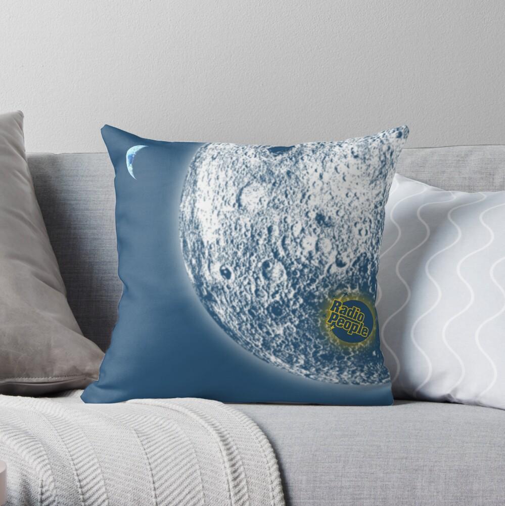 Ordunary Throw Pillow