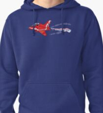 Red Arrows Pullover Hoodie