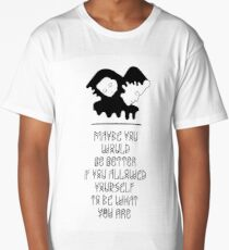 Persona movie quote Long T-Shirt