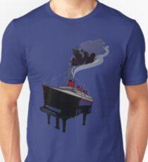 Jazz boat Unisex T-Shirt