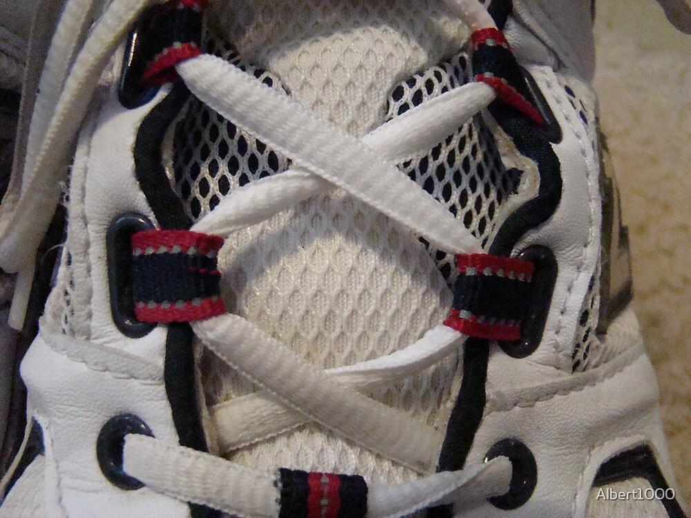 sneaker detail. by Albert1000