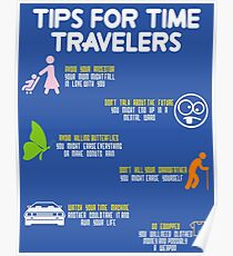 tips for time travelers Poster