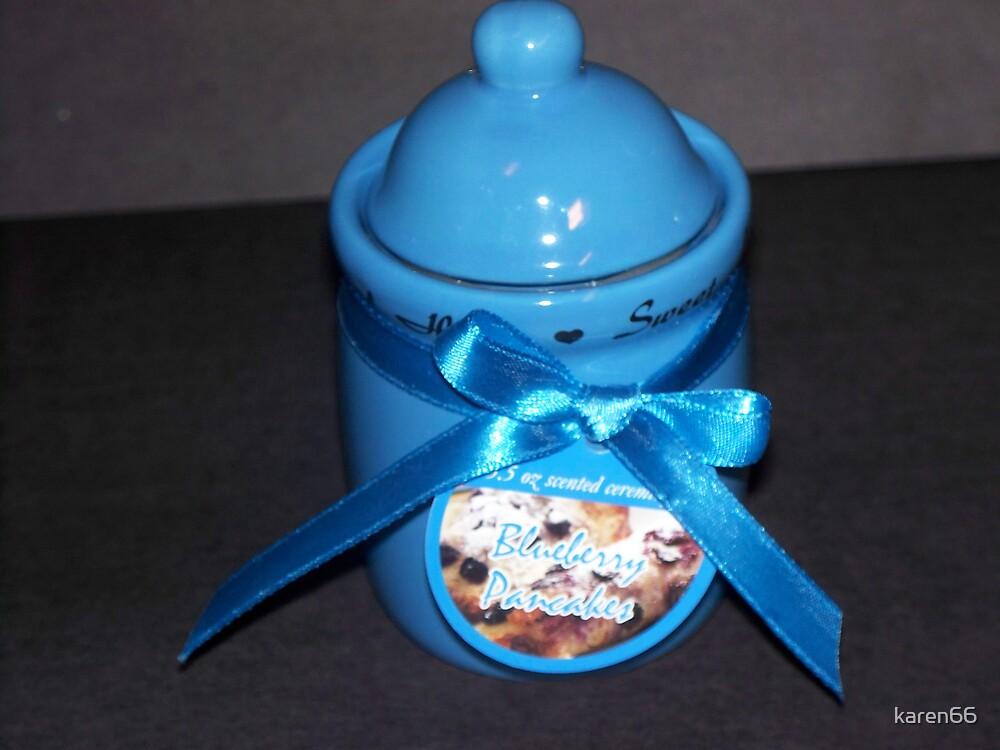 Little Blue Pot by karen66